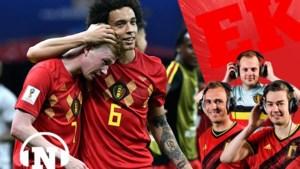 """SJOTCAST EK. De grote Duivelse voorbeschouwing: """"Zonder een fitte De Bruyne zal het de kwartfinale worden"""""""