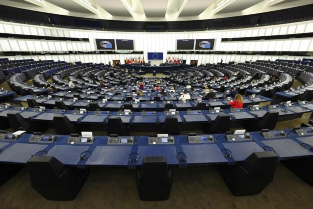 Europees Parlement keert voor het eerst sinds de coronacrisis terug naar Straatsburg
