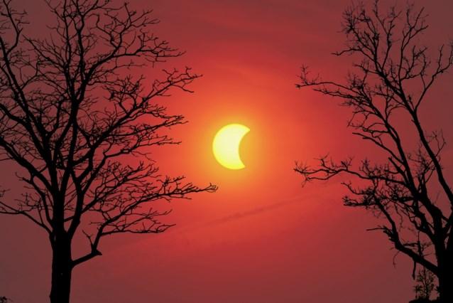 Gedeeltelijke zonsverduistering zal beperkte impact hebben op zonne-energieproductie