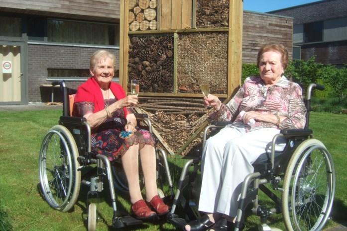 Zussen Haertjens vieren hun 95ste verjaardag