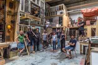 72 creatievelingen vormen Blikfabriek om tot walhalla voor circulaire economie