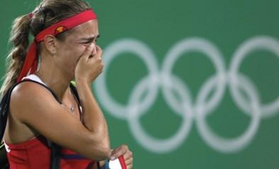 """Olympisch tenniskampioene Monica Puig kan haar titel niet verdedigen in Tokio: """"Heel moeilijke en zware beslissing"""""""
