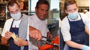 """Gentse sterrenchefs druk in de weer voor langverwachte herstart: """"Eindelijk weer koken en mensen zien genieten"""""""