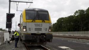 Geen treinen tussen Mechelen en luchthaven door schade aan bovenleiding