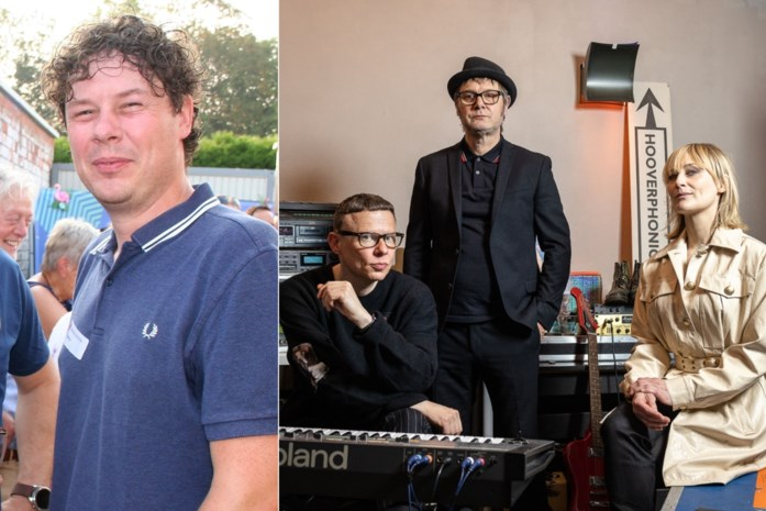 Met z'n vieren in een festivalbubbel op Lokerse Feesten: organisatie kan Hooverphonic, Clouseau en Arsenal strikken