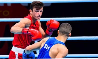 Dan toch geen eerste Belgische bokser op de Olympische Spelen in 29 jaar: Proton de la Chapelle strandt op één zege van Tokio