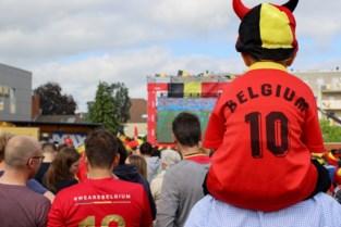 Matchen Rode Duivels op grootste scherm van het Meetjesland
