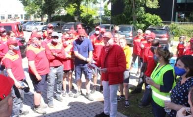 Postbodes Zennevallei en Pajottenland leggen werk neer wegens hoge werkdruk