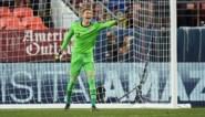 Ex-doelman Club Brugge Ethan Horvath toont zijn talent en stopt strafschop tegen Mexico
