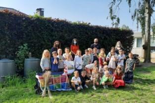 Bolderkarren, compostvaten en educatief materiaal moeten leerlingen milieubewust maken