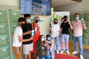School vangt 5.000 euro voor milieuproject: minder flesjes, meer drinkbussen