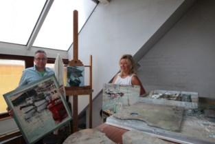 """Kinderen kunstschilder: """"Tijdelijke expo in ouderlijk huis is eerbetoon aan vader"""""""