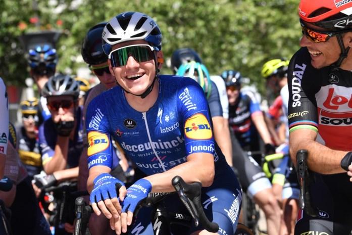 """Remco Evenepoel kan zichzelf opvolgen in Baloise Belgium Tour: """"Vlaamse Ardennen-rit meteen zijn belangrijkste examen"""""""