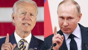 """Witte Huis: """"Face-to-facegesprek belangrijk om te begrijpen wat Poetin van plan is"""""""
