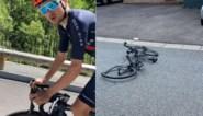"""Tom Pidcock zit zes dagen nadat """"sleutelbeen in vijf stukken brak"""" alweer op de fiets: """"Het menselijk lichaam is amazing"""""""