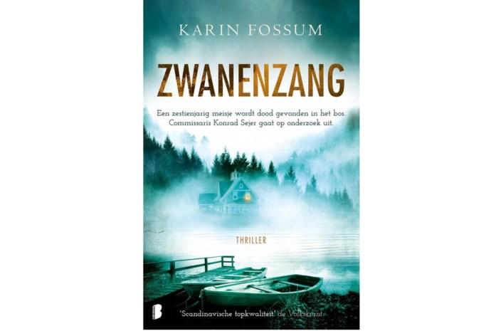 RECENSIE. 'Zwanenzang' van Karin Fossum: De laatste zaak ****