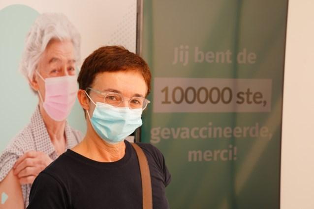 Bijna aan de dertigers: volgende week vaccineert Gent zeven dagen per week