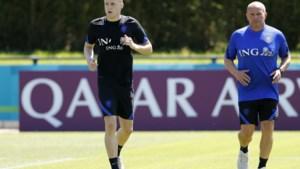 Donny van de Beek valt met blessure uit bij Nederland voor het EK, De Boer roept geen vervanger op