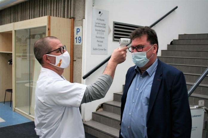 Stadskas voorziet half miljoen voor vaccinatiecentrum