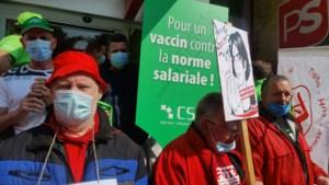 Vakbonden en werkgevers raken het eens over hogere minimumlonen, brugpensioen en overuren