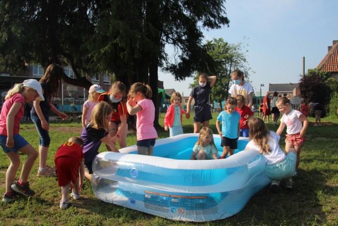 Alternatief schoolfeest in basisschool Doorslaar