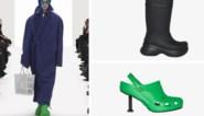 Volgende lente dragen we volgens Balenciaga Crocs… met hakken of als laars