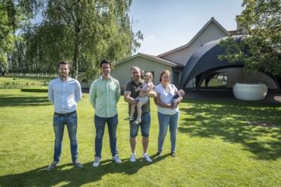 """Vrienden werken samen met Colliemolenhoeve voor zomerbar: """"We mikken op alle leeftijden"""""""