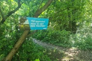 """Chirojongens vragen respect voor bos achter lokalen: """"Sluikstorten grondig beu"""""""