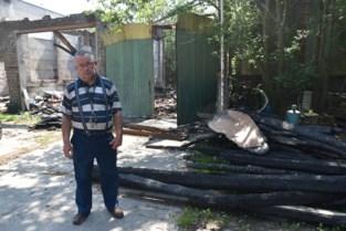 """Brand in loods blijkt aangestoken door vuurpijl, twee verdachten in cel: """"We zijn aan een ramp ontsnapt"""""""