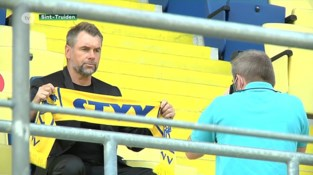 "STVV stelt trainer Bernd Hollerbach voor. ""Passie, vuur en aanvallend voetbal brengen"""