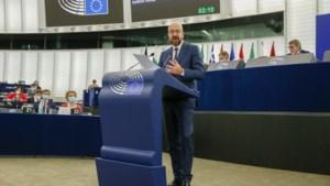 """Charles Michel spreekt dreigende taal tegen Britten: """"EU bereid alle middelen in te zetten om belangen te beschermen"""""""