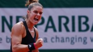 Na Elise Mertens kegelt Maria Sakkari nu ook titelverdedigster eruit op Roland Garros: onuitgegeven halve finales bij vrouwen