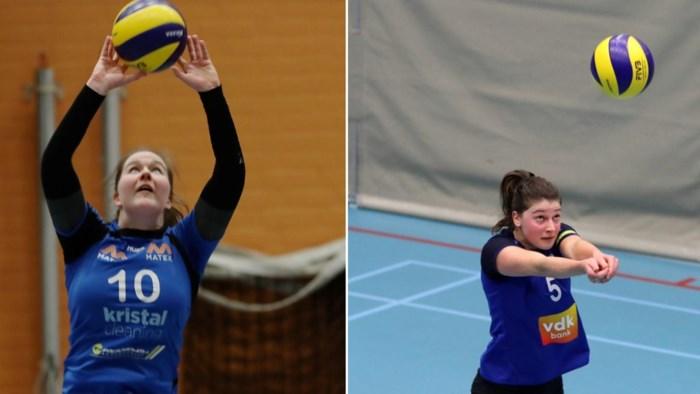 """Liesje Poot kijkt uit naar eerste manche: """"Sarah en ik spelen vooral voor het plezier"""""""