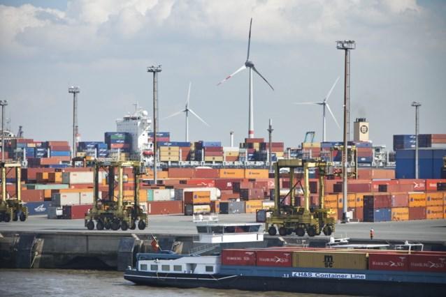 Nog nooit zoveel cocaïne onderschept in Antwerpse haven