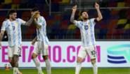 Argentijnse nationale ploeg geeft niet thuis na eerbetoon aan Diego Maradona