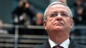 Net sluit zich rond gewezen VW-topman Martin Winterkorn: dieselgate blijft Duits autoconcern achtervolgen