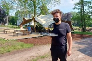 Wijnbar Estivo opent pop-upterras in kasteelpark