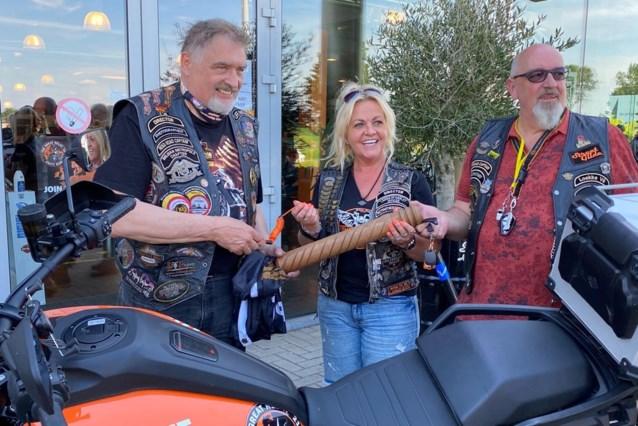 Kempense Harley-vrienden helpen nieuwe Pan America Europa doorkruisen