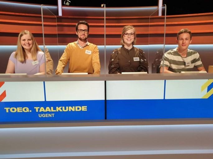 Na twee titels op een rij: alle Gentse teams liggen uit studentenquiz met Otto-Jan Ham