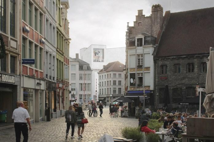 Gent krijgt 'vijfde toren': Design Museum toont definitieve plannen voor nieuwbouw