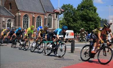 FOTO. Toch nog een streepje Baloise Belgium Tour