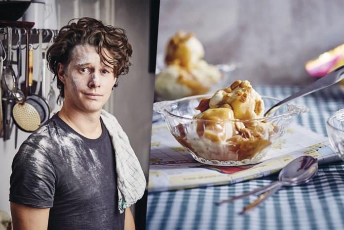 Gepofte patat met lookboter, een ijsje met Werther's Echte: simpele recepten van The Messy Chef