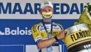 """REACTIES. Gilbert kon net niet meeglippen, Ghys in de wolken met zege in de Baloise Belgium Tour: """"Niet durven dromen"""""""