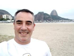 """Mervyn woont in Rio de Janeiro: """"Brazilianen proeven bij ons van Belgische keuken"""""""