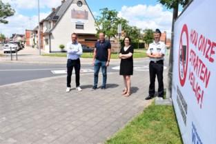 Kuurne opent strijd tegen zwaar verkeer