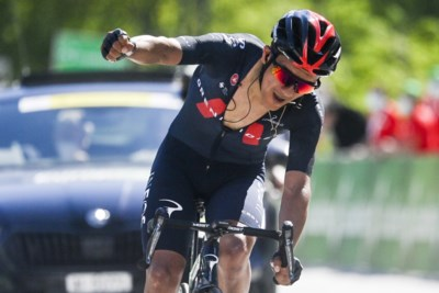 """Met Richard Carapaz staat nieuwe kandidaat-Tourwinnaar op: """"Ik ben evenveel kopman als Geraint Thomas"""""""