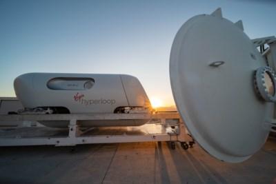 In 6 minuten van Antwerpen naar Brussel? Vlaanderen ziet toekomst in futuristische hyperloop