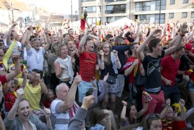 """EK start zaterdag voor Rode Duivels, extra patrouilles voor politie: """"Moeilijk om mensen te verbieden recht te springen als België scoort"""""""