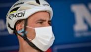 """Victor Campenaerts niet meer van start in Baloise Belgium Tour na achtervolging op Evenepoel: """"Mijn pees is geraakt"""""""