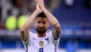 Deining bij Frankrijk voor EK: Giroud vindt dat Mbappé hem te weinig ballen geeft, maar die mag zich van Deschamps niet verdedigen